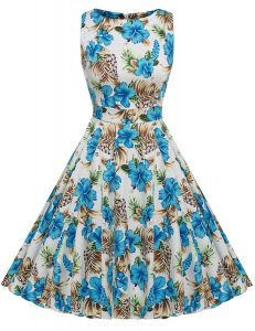 ACECOV Cocktail Dress