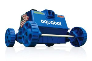 Aquabot APRVJR Pool Rover Above-Ground Pool Cleaner