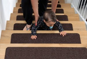 EdenProducts Nonslip Carpet Stair Treads