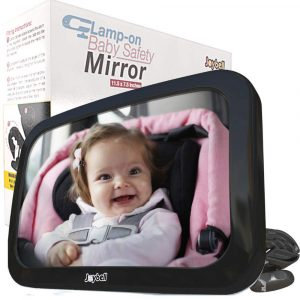 Joybell Clamp-On Baby Car Mirror