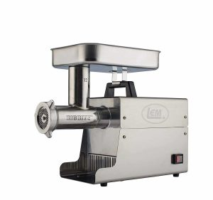 LEM Products Electric Meat Grinder (Stainless Steel)