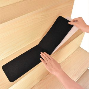 MBIGM Step Tapes Wood Stair Treads Pack