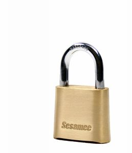 Sesamee Four Dial Combination Lock