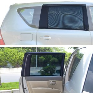 TFY Universal Car Window Sunshades