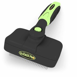 The Pet Portal Quality Self-Cleaning Slicker Brush