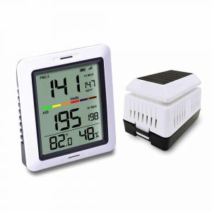 ECOWITT WH0290 PM2.5 Home Office Air Quality Monitor