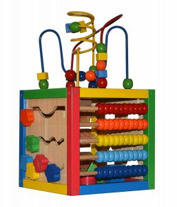 Play22 5-in-1 Baby Activity Cube