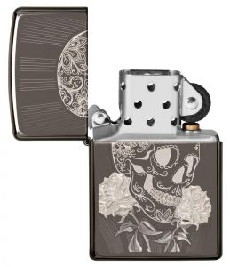 Zippo Day-of-the-Dead Lighters
