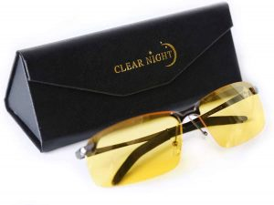 Clear Night Original Night Driving Glasses