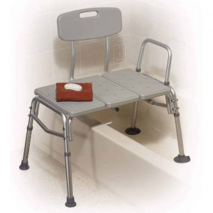 Drive Medical Handicap Shower Chair with Backrest