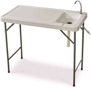 Guide Gear Fish/Game Cleaning Table
