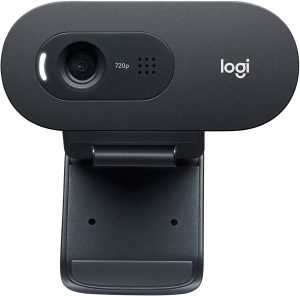 Logitech C270 Desktop or Laptop Webcam