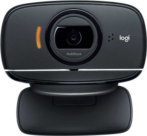 Logitech HD Webcam C525, Portable HD 720p