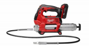 Milwaukee 2646-21ct M18 Cordless Grease Gun with Case