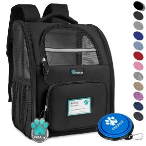 PetAmi Pet Carrier Backpack for Cats and Dogs