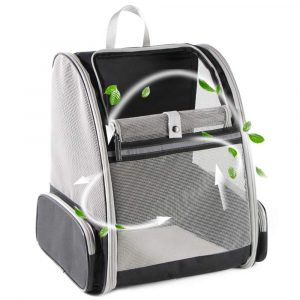 Texsens Innovative Backpack for Cats and Dogs
