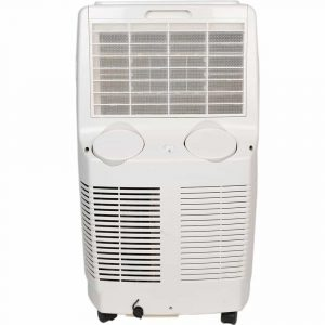 Toyotomi TAD-T40LW Dual Hose Air Conditioner