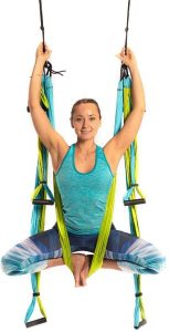 Yoga Trapeze Yoga Swing [official] by YOGABODY