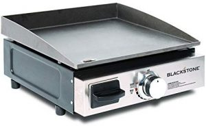 """Blackstone 17"""" Outdoor Griddle - Propane Fueled"""