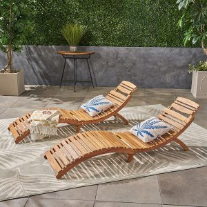 Christopher Knight Home Chaise Lounge Chair