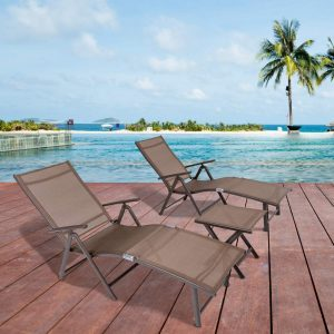 Crestlive Products Chaise Lounge Chair
