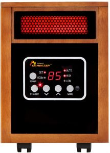 Dr. Infrared Heater Space Heater