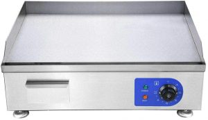 """Koval Inc. 24"""" Electric Griddle Commercial Grade (Stainless Steel)"""