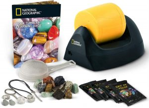NATIONAL GEOGRAPHIC Starter Rock Tumbler