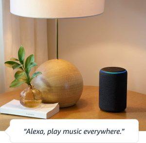 Amazon Echo Smart speaker (3rd Gen) with Alexa- Twilight Blue