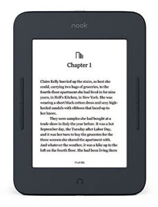 Barnes & Noble Nook GlowLight new model