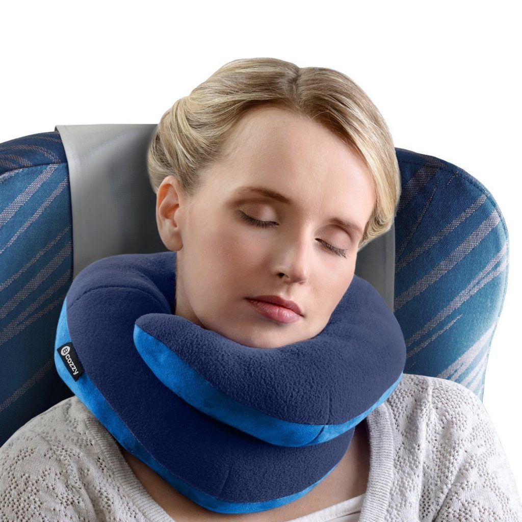 Bcozzy Chin Support Travel Pillow