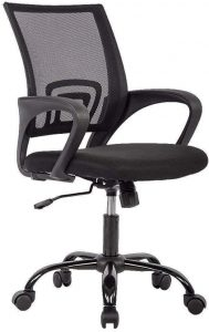 BestOffice Office Comfortable Ergonomic Desk Chair