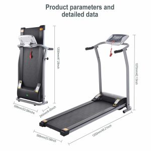 Binxin Folding Electric Treadmill S8500