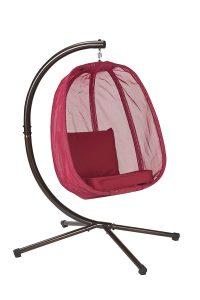 Blossom House FHEC100-RD Egg Chair