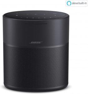 Bose Home Speaker 300 Built-in Amazon Alexa, Black