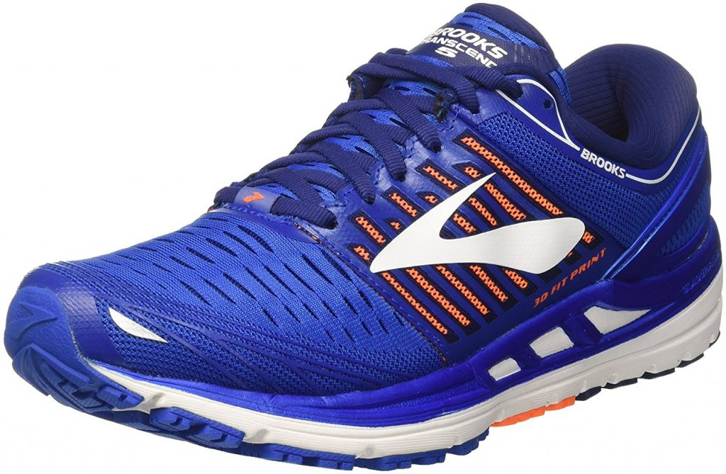 Brooks Transcend 5 running shoe
