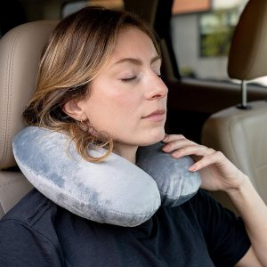 Crafty World Comfort Master Travel Pillow