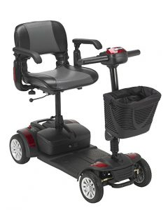 Drive Medical Spitfire Ex Travel 4-Wheel