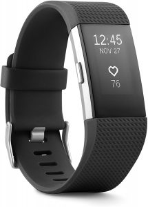 Fitbit Charge 2 Heart Rate Monitor + Fitness Wristband
