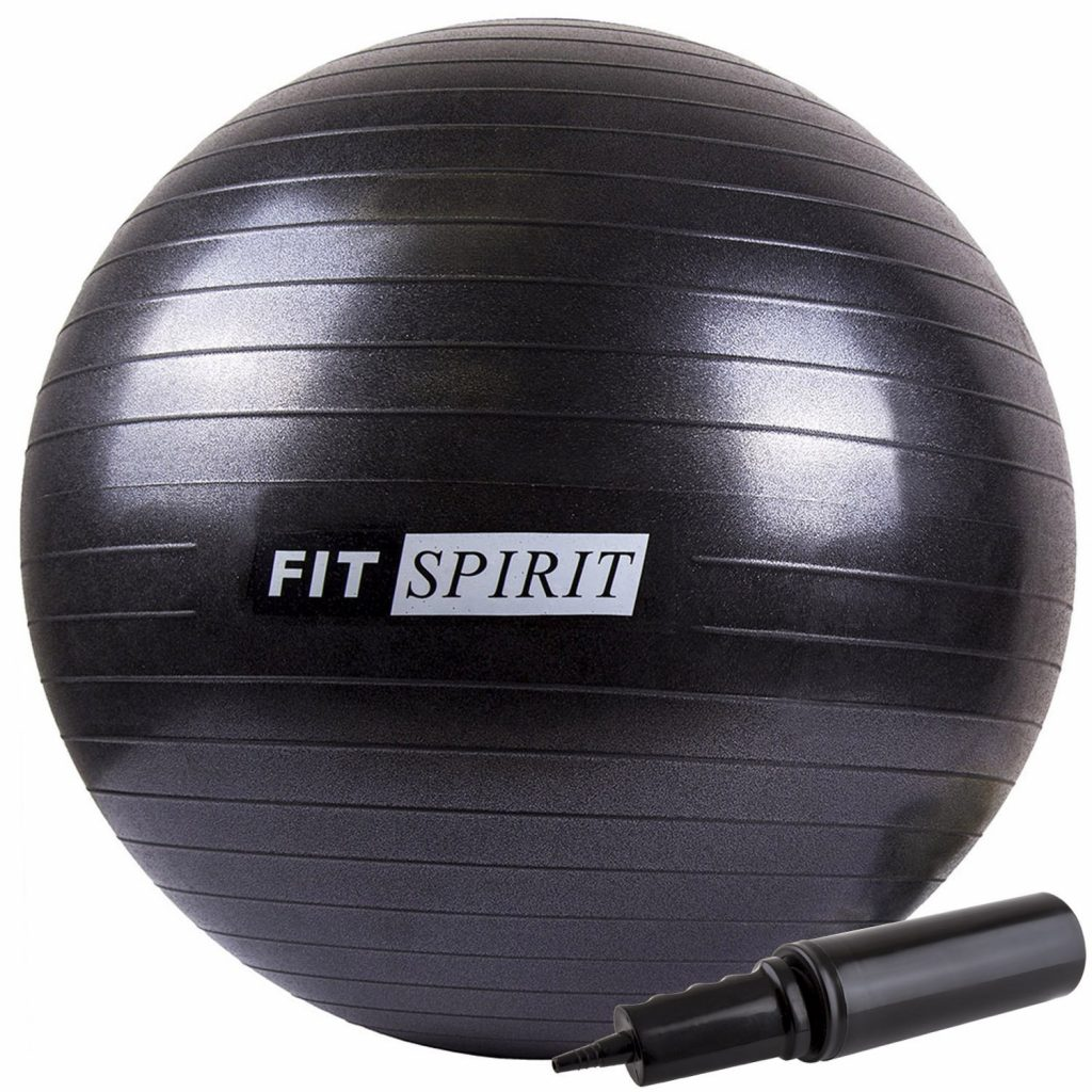 Fitspirit yoga ball chair