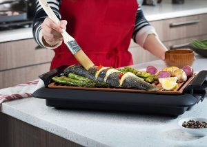 Gotham Steel Smokeless Electric Grill