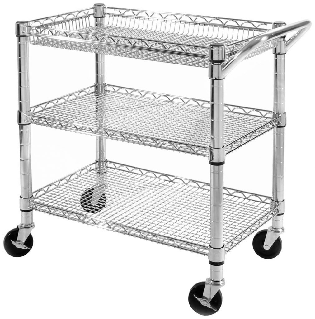 Heavy duty best utility cart