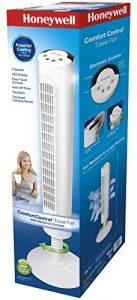 Honeywell HYF023W Comfort Control Tower Fan