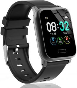 L8star Fitness Heart Rate Tracker Life Smart Watch