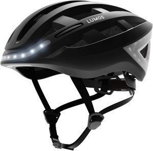 LUMOS Kickstart Men, Women Smart Helmet with Brake Lights and Turn Signals