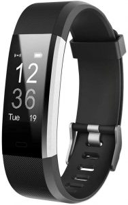Letsfit Fitness Heart Rate Monitor Watch