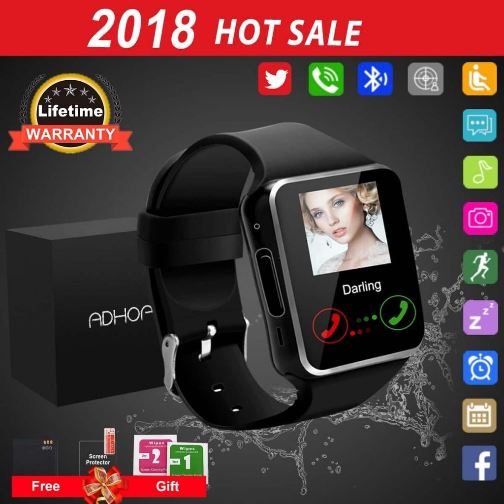 LuckymoreSmart Watch for Android Phones