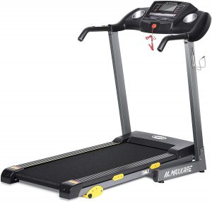 MaxKare Electric Running Machine Folding Treadmill for Home Use