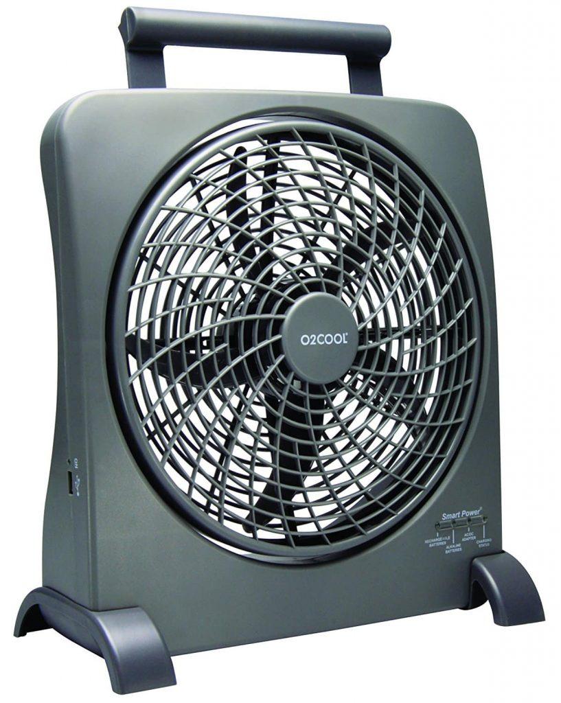 O2COOL 10 Inch Fan