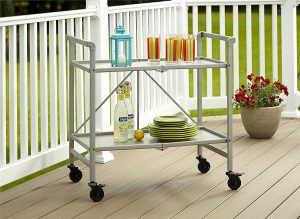 Rolling utility cart by cosco